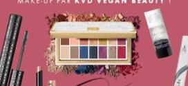 Jeu ELLE : 10 lots de maquillage KVD Vegan Beauty à gagner