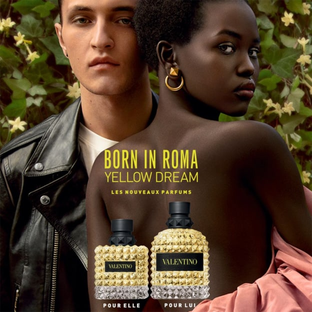 Échantillons gratuits du duo de parfums Valentino Born in Roma