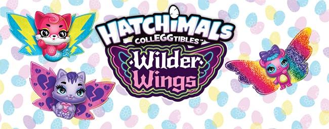 lot de produits Hatchimals à remporter