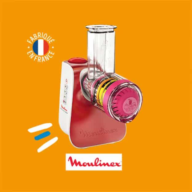 Croquons la vie Jeu Carrefour : hachoirs Moulinex et bons Carrefour à gagner