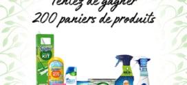 Jeu Envie de plus : 200 paniers Procter & Gamble à gagner