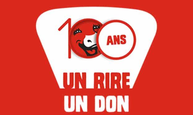 Jeu Vache qui rit 1Rire1Don sur 100ytlc.com