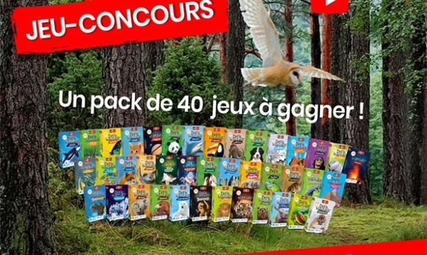 Jeu Bioviva : 40 jeux Défis Nature à remporter