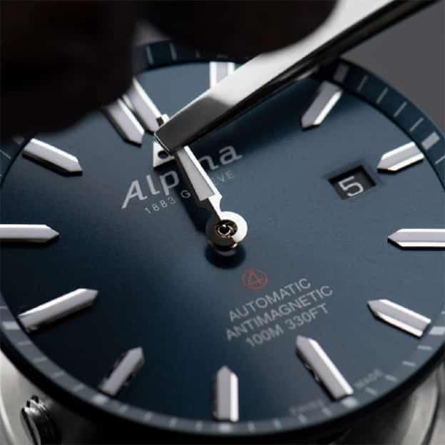 Jeu Alpina : 3 montres personnalisées à gagner
