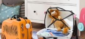 Lidl : Valise enfants à chevaucher Topmove à petit prix