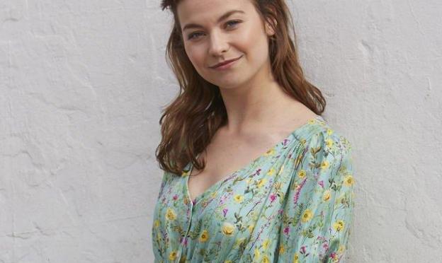 La Maison Victor : Patron gratuit de la robe Romina