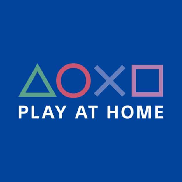 Play at Home 2021 : Jeux PlayStation gratuits sur PS4 / PS5