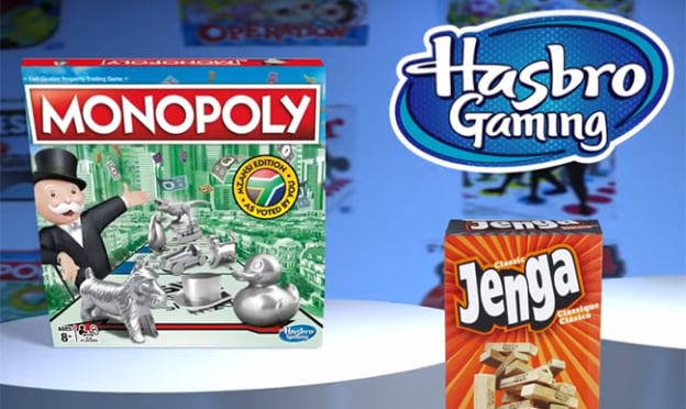 Promo Pâques : 1 jeu de société Hasbro acheté = le 2ème à -75%