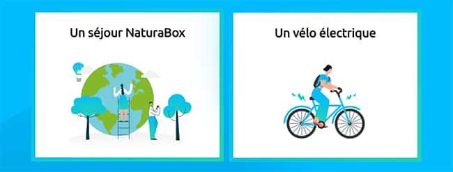 Remportez un séjour écologique ou un vélo électrique avec le quiz d'Engie