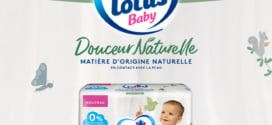 Test couches Lotus Baby Douceur Naturelle : 1800 packs gratuits