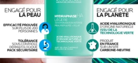 Test La Roche-Posay : 900 soins Hydraphase HA gratuits