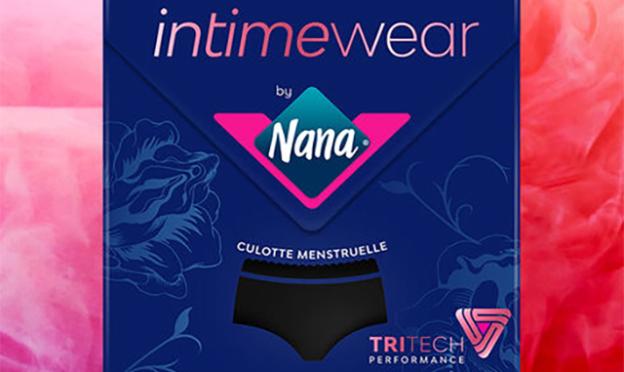 Test Nana : Culottes menstruelles Intimewear gratuites