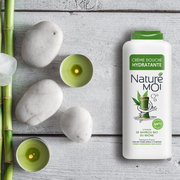 Test Naturé Moi : Shampooings et Crèmes douche gratuits