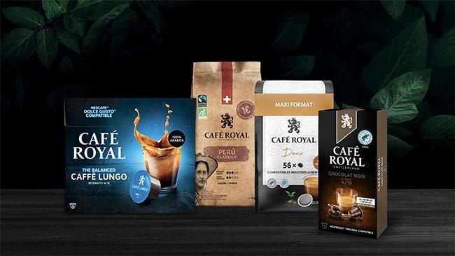 Testez gratuitement les produits Café Royal avec TRND