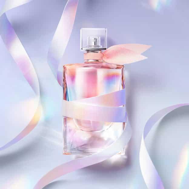 Échantillon gratuit Lancôme du parfum La Vie est Belle Soleil Cristal