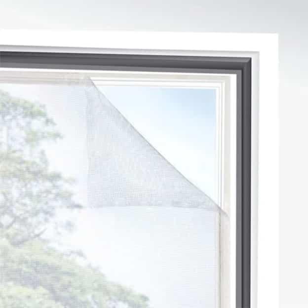 Lidl : rideaux antimoustiques pour fenêtre pas cher