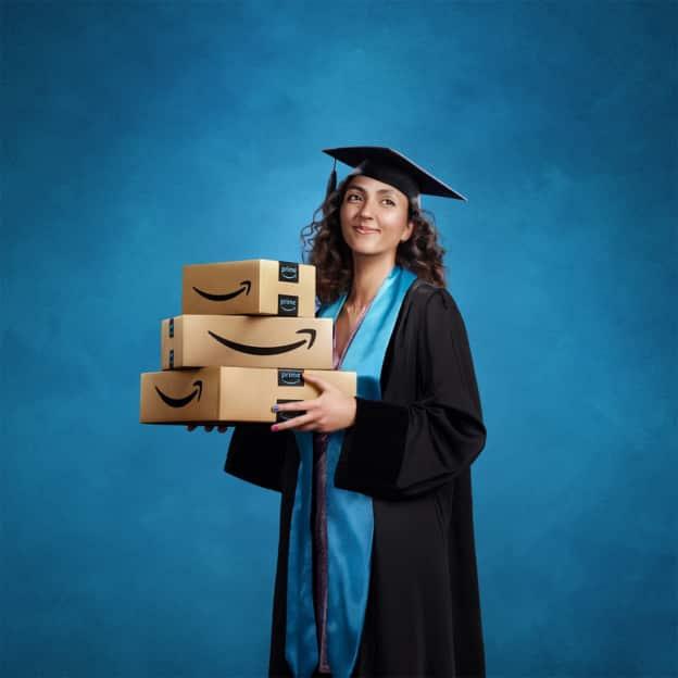 Amazon Prime gratuit pendant 90 jours pour les étudiants