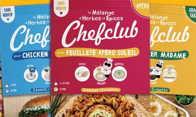 Test Chefclub : échantillons de mélange d'épices gratuits
