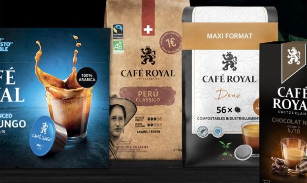 Test Café Royal : Packs découverte gratuits