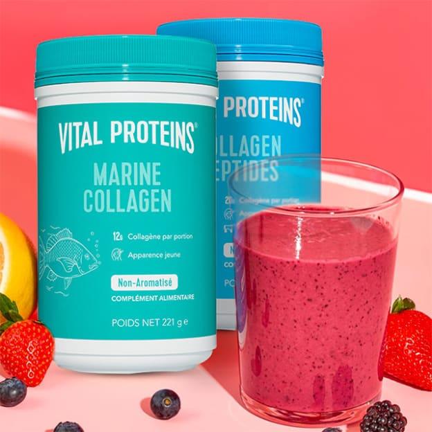 Test Vital Proteins : 80 packs de compléments alimentaires