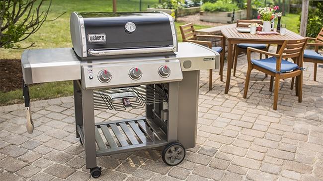 Tentez de gagner le barbecue Genesis de Weber