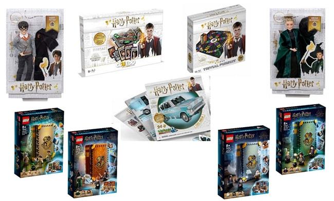 Remportez un Puzzle 3D et un autre cadeau Harry Potter avec Maxi Toys
