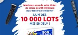 La Carte Chance Lidl.fr : Jeu à code Lidl avec + de 10'000 lots