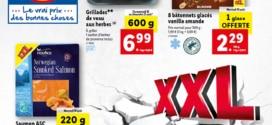 Catalogue Lidl «XXL» du 18 au 24 août 2021