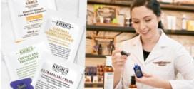 Recevez 5 échantillons gratuits Kiehl's pour une peau saine