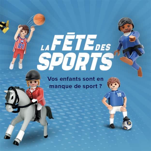 Jeu « Fête des Sports » Carrefour : abonnement club sportif à gagner
