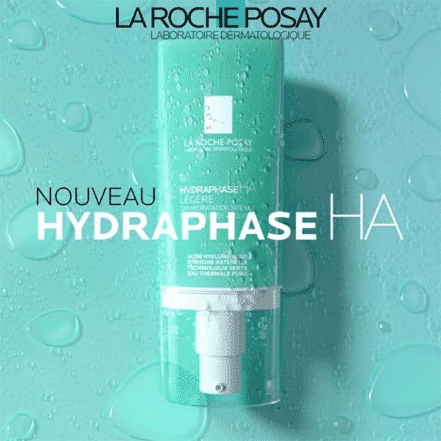Jeu La Roche-Posay : Routines Hydraphase HA à gagner