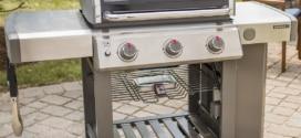 Jeu Weber : Barbecue à gaz Genesis Plancha à gagner