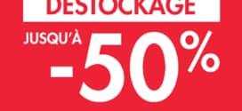 Déstockage Kiabi : Jusqu'à 50% de remise sur les vêtements et accessoires