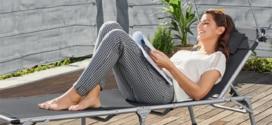 Lidl : Bain de soleil en aluminium Florabest pas cher