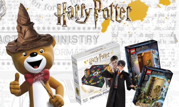 Jeu Maxi Toys : Lots Harry Potter à gagner