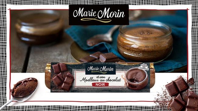 Testez gratuitement les moelleux au chocolat de Marie Morin avec TRND