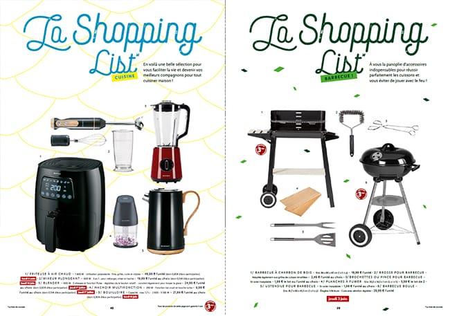 Shopping List Lidl