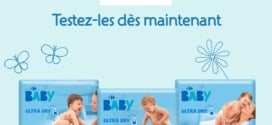 Test Carrefour Baby : Couches Ultra Dry gratuites