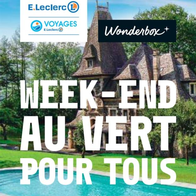 Week-end Leclerc 85€
