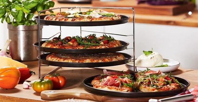 Set de cuisson pour pizzas Zenker à petit prix chez Lidl
