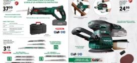 Batterie Lidl Parkside 20V + outils sans fil