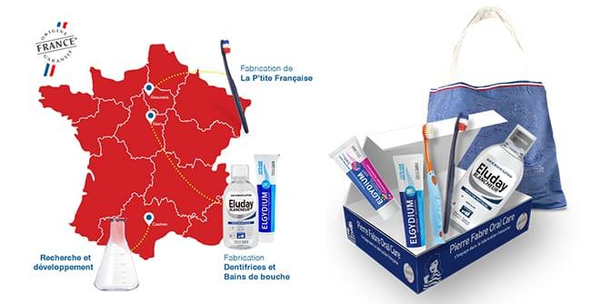 Gagnez des produits d'hygiène bucco-dentaire avec Pierre Fabre Oral Care