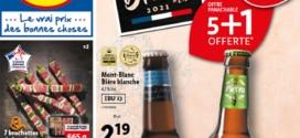 Catalogue Lidl Foire à la Bière 2021