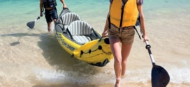 Centrakor : Canoë gonflable INTEX Explorer à petit prix