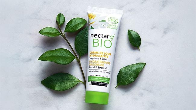 tester gratuitement la crème hydratante Nectar of Bio avec TRND