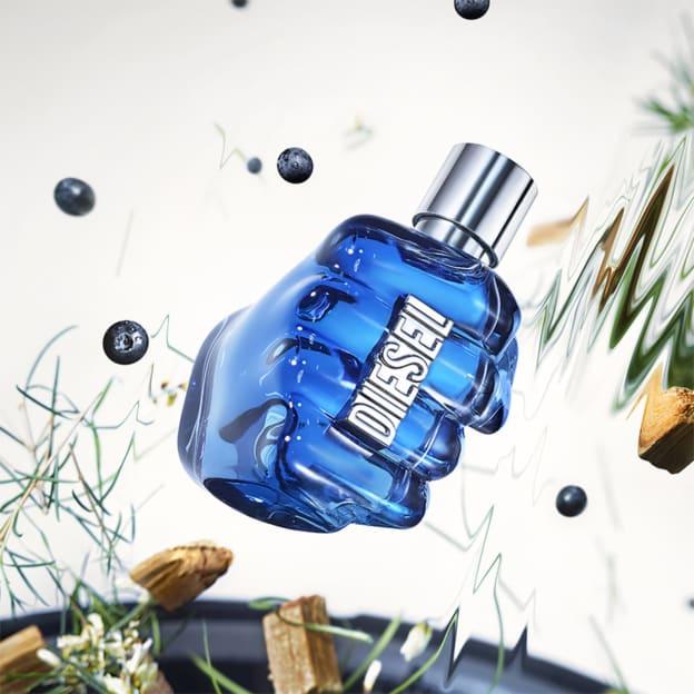 Echantillons gratuits du parfum Diesel Sound of the Brave