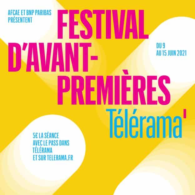 Jeu BNP Paribas - Festival Avant-premières Télérama