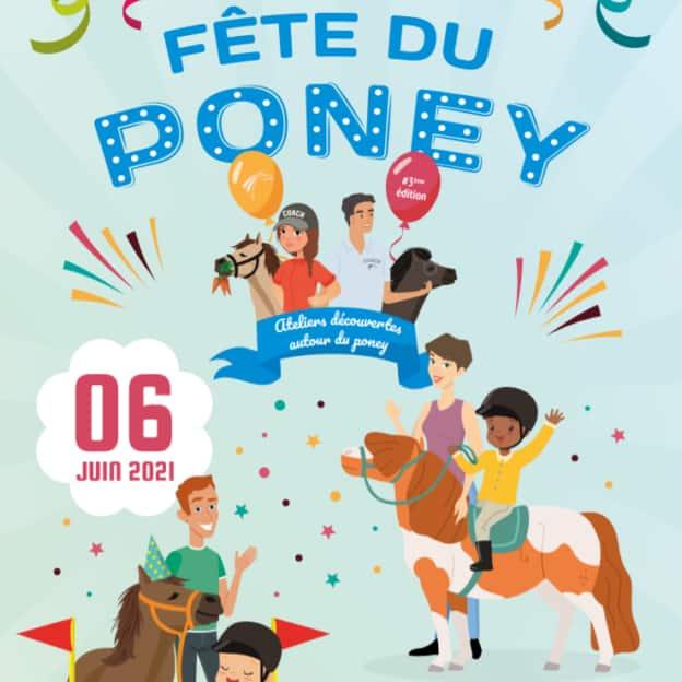 Fête du poney 2021 : Initiations et animations gratuites