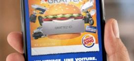 Jeu Whopper à gratter Burger King