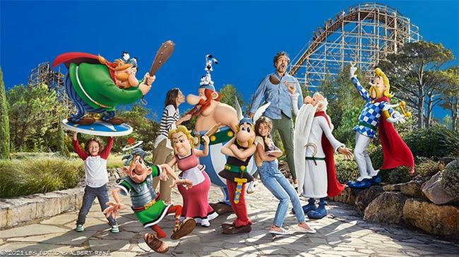 Remportez un séjour ou des entrées pour le Parc Astérix